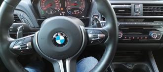 BMW F87 M2: Programska izpopolnitev diferenciala, volanske letve, DSC